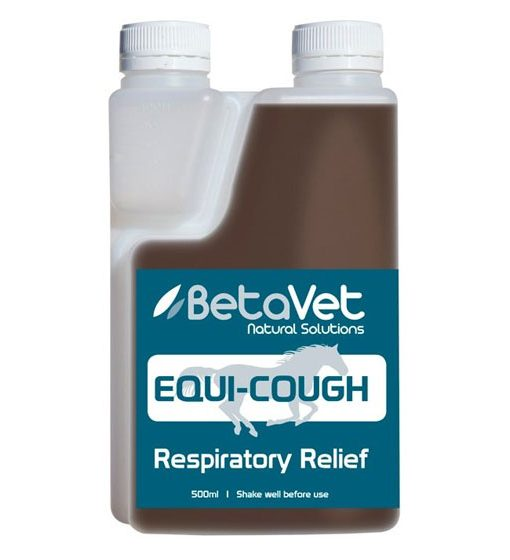 betavet equi cough 500ml